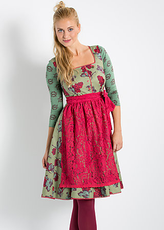 rick rack rattle dress, fall of grapes